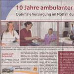 10-Jahre Pflegeservice Bock